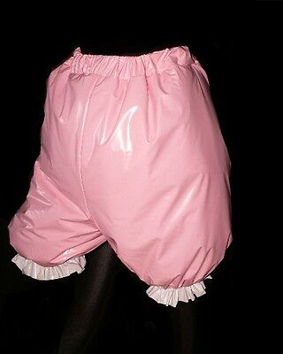 * Adult Sissy Baby Thick padded PVC pants **dick gepolsterte PVC Hose