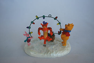 Hallmark Tigger's Bouncy Holiday 2009 Ornament Winnie the Pooh Collection