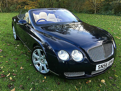 Bentley Continental 6.0 auto 2006 GT 56 REG ONLY 25000 MILES FSH