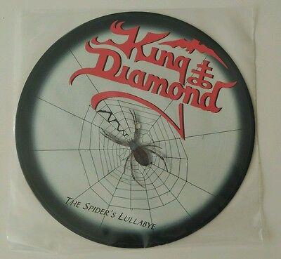 King Diamond The spider's lullabye Picture Disc LP