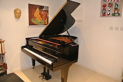 Grotrian Steinweg grand piano model B160 (1927)