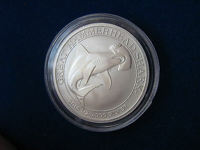 2014 and 2015 SHARK  1/2 OZ SILVER COINS