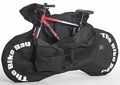 Brilliant New Black Non Padded Bike Bag - Requires No disassembling