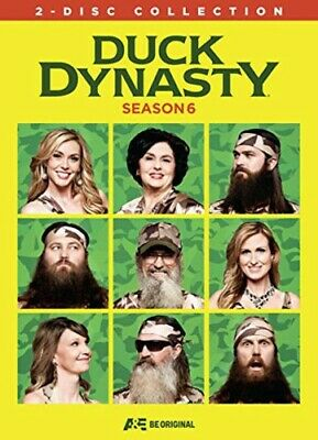 Duck Dynasty: Season 6 - 2 DISC SET (2014, REGION 1 DVD New)