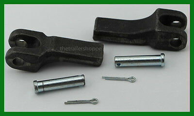 Weld-on 5//16 Safety Chain Retainer Single SP-D387