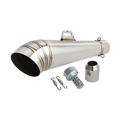 38-51mm GP Exhaust Muffler Pipe & DB Killer for 125-1000CC Motorcycle & Scooter