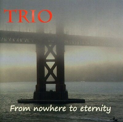 TriO, String Trio, T - From Nowhere to Eternity [New CD]