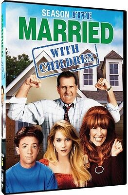 Married With Children: The Complete Fifth Season - 2 DI (2014, REGION 1 DVD New)