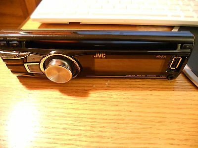 JVC KD-S28  Faceplate Only- Tested