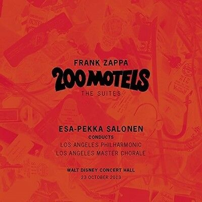 Los Angeles Philharm - Frank Zappa: 200 Motels - the Suites [New CD]