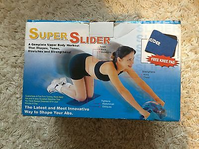 Exerciser - Super Slider for flattening the stomach and upper body workouts