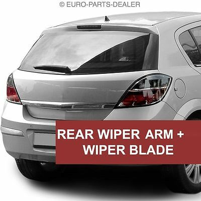 Rear Window Screen Windscreen Wiper Arm And Blade for Vauxhall Astra MK5 04-10