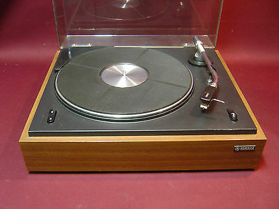 Yamaha CS-50P Turntable  with NEW Needle & Belt