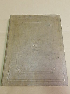 1837 County of Londonderry book with maps -  Colby – Ulster / Irish – DA/45Gi