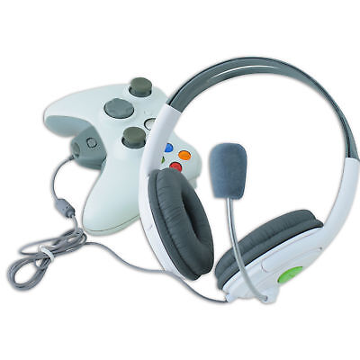Live Headset With Microphone For Xbox 360 Xbox360 New