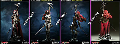 Sideshow Collectibles Red Sonja - Premium format