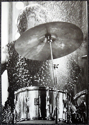 The Who Poster Page 1968 Keith Moon . Not Cd Dvd . 2