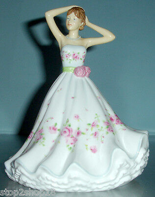 Royal Doulton DAWN Pretty Ladies Figurine Petites Signed by Michael HN5663 New!