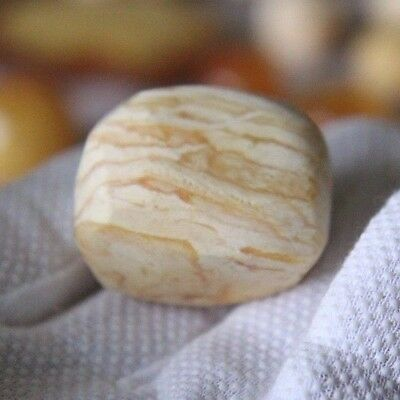 20g Royal white vintage natural Baltic Sea amber bead rare tiger line color 天然琥珀