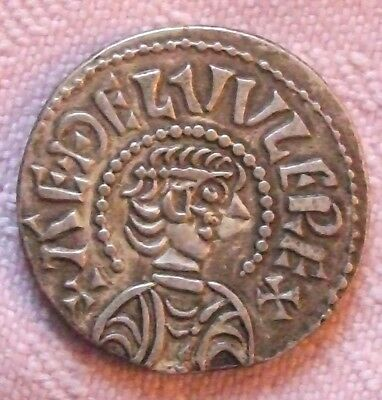 King Aethelwulf of Wessex 839-859 Copy Coin (FREE UK POSTAGE AVAILABLE)