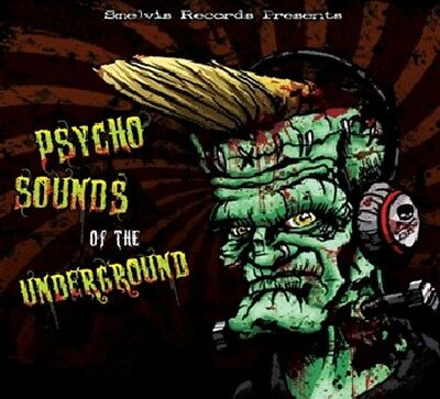 Various Artists - Psycho Sounds of the Underground 1 / Various [New CD]