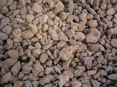 Crushed Lava Rock 2.5 lb bag For Indoor Gas Log Fireplaces New