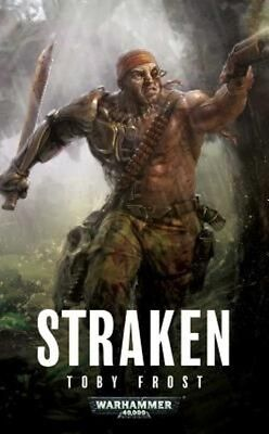 Straken by Toby Frost Paperback Book (English)