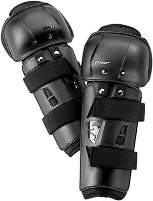 Thor Youth Sector Knee Guards Motocross Dirt Bike Gear 2704-0083