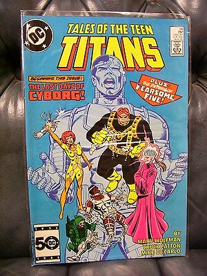 Tales of the Teen Titans #56 (Aug 1985, DC)