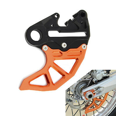 CNC Rear Brake Disc Guard for KTM 125 250 XCF-W 300 EXC 400 XCW 450 SMR 500 XCF