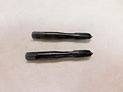 """Widia GTD Spiral Point Tap 3/8-16"""" 3 FL 2-15/16"""" OAL Oxide Coated Lot of 2 82668"""