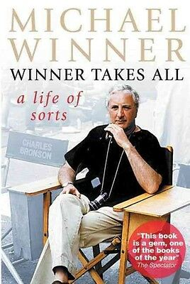 Winner Takes All: A Life of Sorts by Michael Winner Paperback Book (English)
