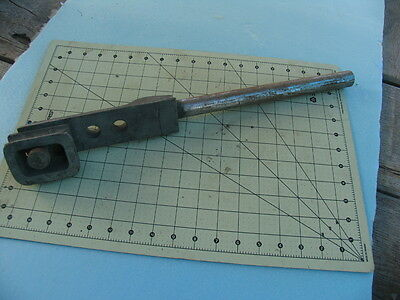 """4-Size Hand Tubing Bender for 1/4"""". 3/8"""", 1/2"""" +3/4"""" OD Tubing"""
