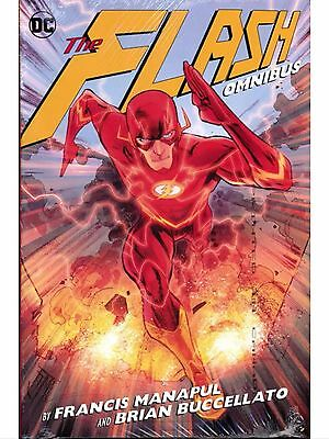 THE FLASH by MANAPUL & BUCCELLATO OMNIBUS HARDCOVER Collects DC Comics HC