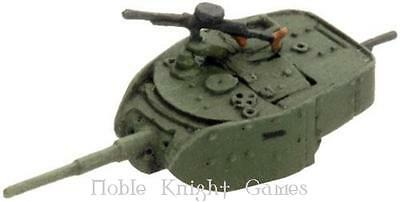 Battlefront Miniatures FoW WWII Soviet 15mm T-26E Turrets Pack MINT