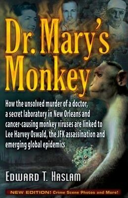 Dr. Mary's Monkey by Edward T. Haslam Paperback Book (English)