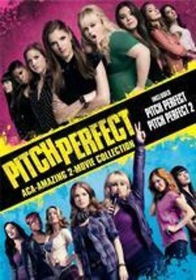 Pitch Perfect Aca-Amazing 2-Movie Collection (2015, REGION 1 DVD New)