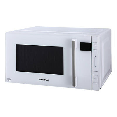 Microwave Oven Sheffield 23L Flatbed New