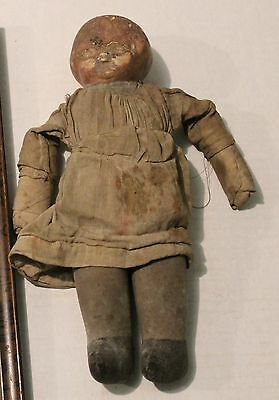"Vintage early 1900's 10"" doll"