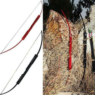 Archery Folding Takedown Recurve Bow Right Hand Hunting Shooting Target Longbow
