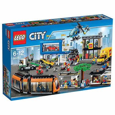 Lego 60097 City City Square Brand New and Sealed Melb pick up available