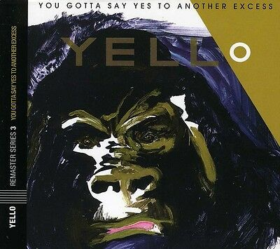 Yello - You Gotta Say Yes to Another Excess [New CD] Bonus Tracks, Rmst