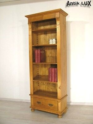 b180 antiker biedermeier kontor bureau archivschrank unrestauriert shabby chic eur 175 00. Black Bedroom Furniture Sets. Home Design Ideas