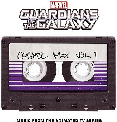 Marvels Guardians Of - Marvels Guardians of the Galaxy: Cosmic Mix V1 [New CD]