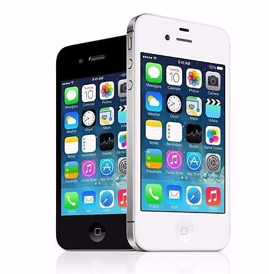 """Apple iPhone 5C 5S 5 4S-8GB 16GB 64GB GSM """"Factory Unlocked"""" Smartphone Touch ID"""