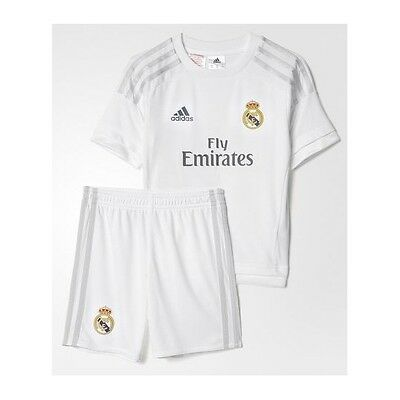 Conjunto Real Madrid Jr
