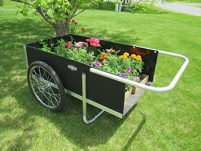The Ultimate Gardeners Cart by Smart Carts, 7.5 Cubic Feet, 450 lb Capacity