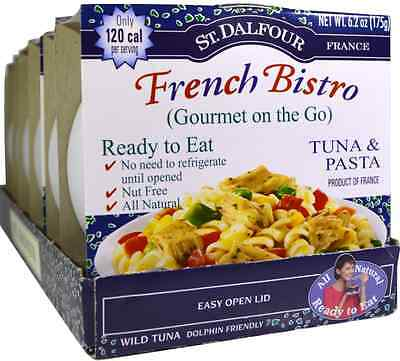 New St Dalfour French Bistro Gourmet On The Go Tuna& Pasta Daily Healthy Foods