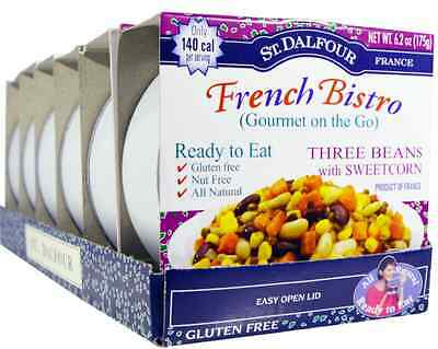 New St Dalfour French Bistro Gourmet On The Go Three Beans Daily Healthy Foods