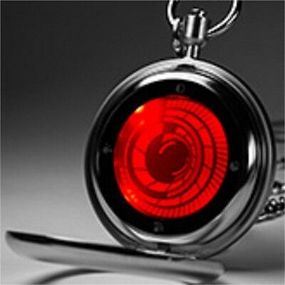 Red LED Pocket Watch